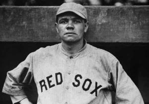 Babe-Ruth-1918-Boston-Red-Sox