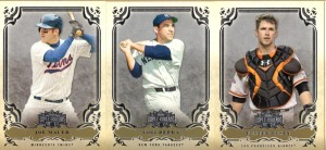 2013 Topps Triple t catchers