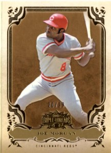 2013 Topps TT Joe Morgan