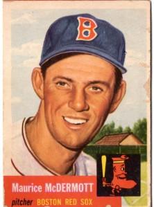 '53 Topps McDermott